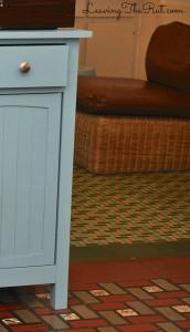 Historic House Floors transition