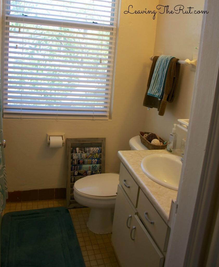 Historic house Bathroom