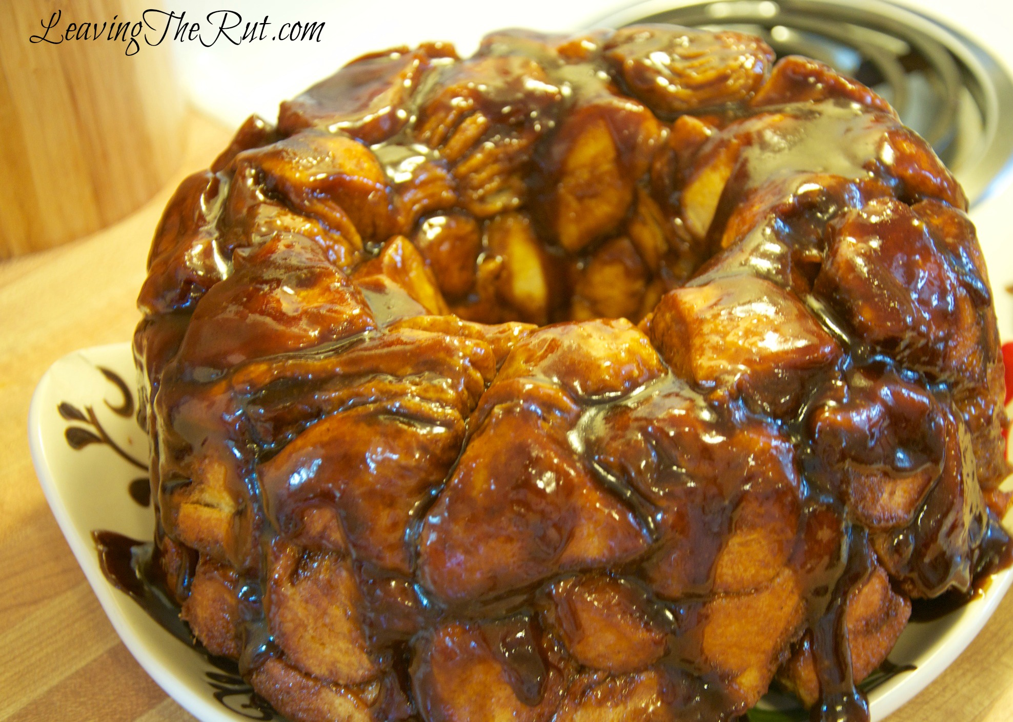 Easy Monkey Bread Finished