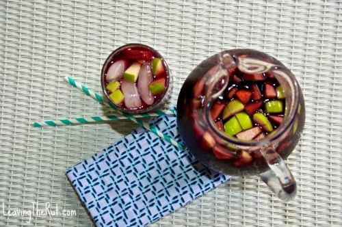 Perfect Summer Sangria… or for any season :)