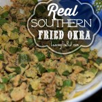 Real Southern Fried Okra