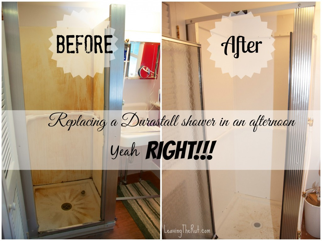 Durastall Shower replacement cover pic