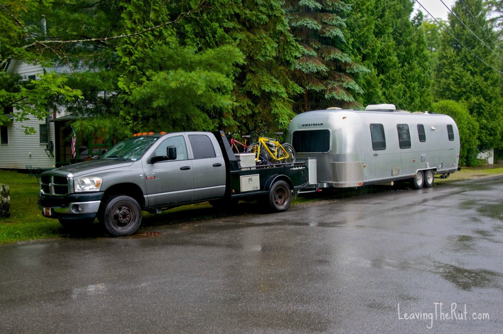 Eagles Mere with Airstream 1