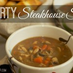 Hearty Steakhouse Stew