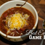 Best Ever Game Day Chili