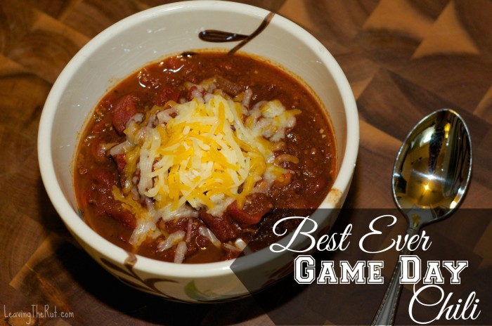 Best Ever Game Day Chili FB
