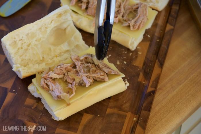 Real Cuban Sandwich add pork 2