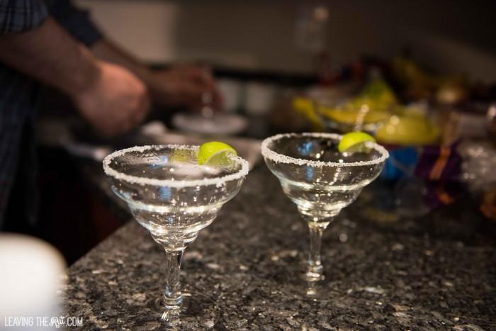 Basil Lime Margaritas-6