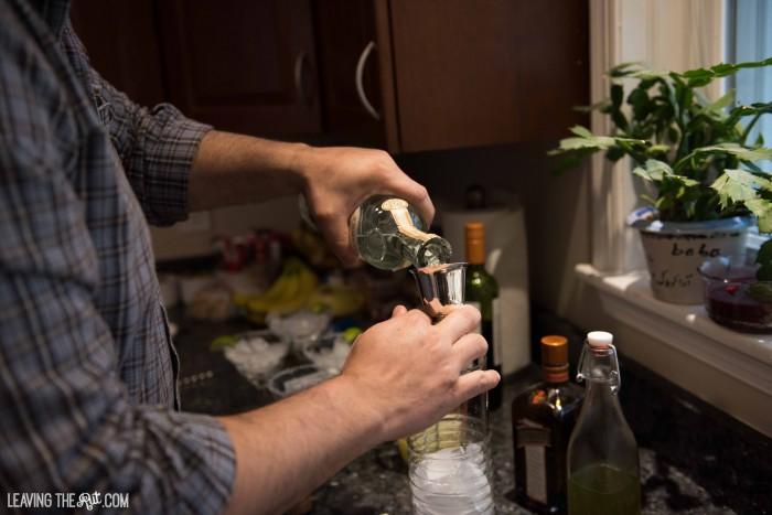 Basil Lime Margaritas-8