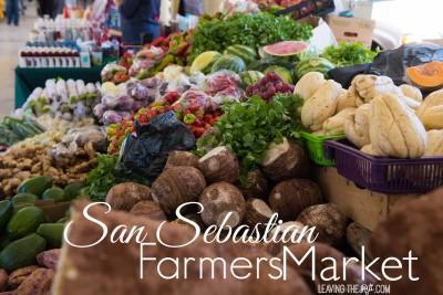 San Sebastian Farmers Market