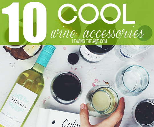 10 cool wine accessories Cover